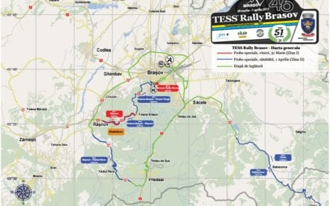 Harta Tess Rally