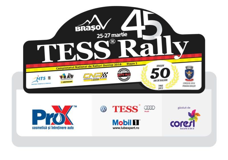 Rally Ghid  – Tess Rally 45  Pro-X