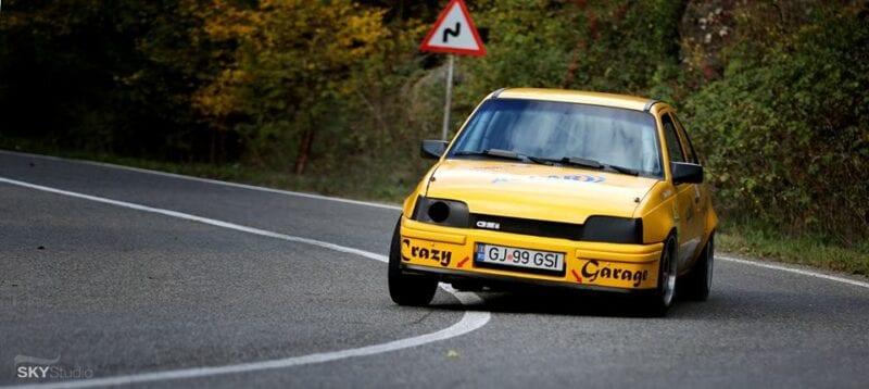 Campionatul National Rally 2 debuteaza la Tess Rally 45 Pro-X in luna Martie
