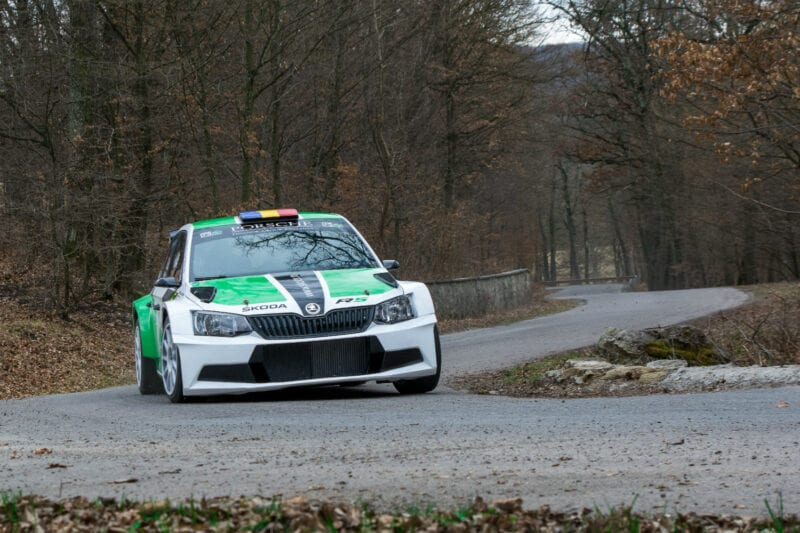 Tess Rally 45 Pro-X aliniază la start 59 de echipaje