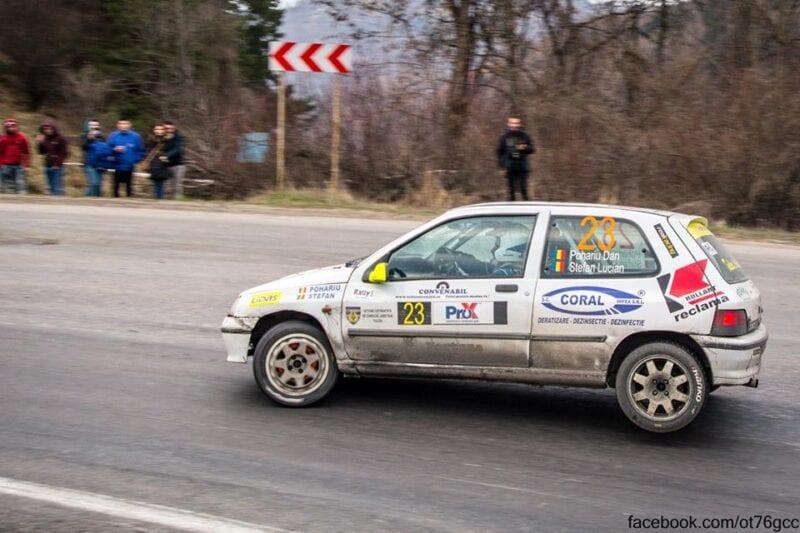 7 probe speciale la Sibiu pentru concurentii din Campionatul National Rally2