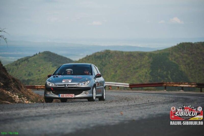 Marius Baltateanu câștigă Raliul Sibiului în cadrul Rally 2