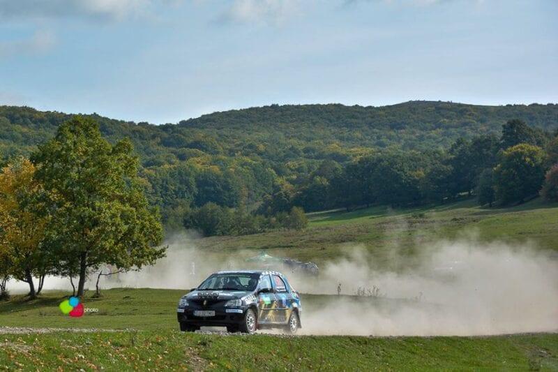 9 echipaje inscrise in Cupa Dacia la Danube Delta Rally
