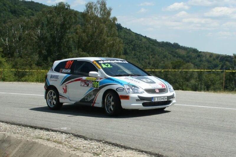 Gheorghe Horia s-a impus la A2 pe Transalpina la Cupa Gorjului