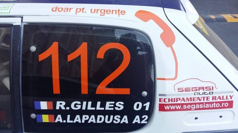 Romain Gilles/Alin L. campioni nationali in cadru Rally 2