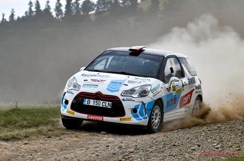 BCR Rally Team este pregatita de o noua lupta stransa la Raliul Iasului 2016