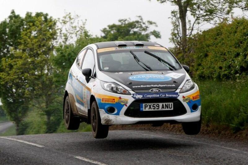 Ford Fiesta R2 este masina cu care se alearga in 2017 si 2018 in cadrul Junior WRC