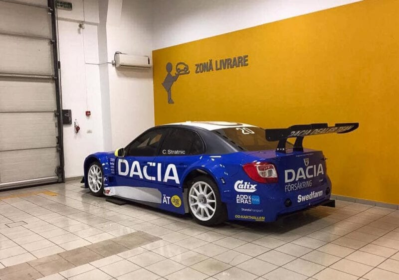 Dacia STCC