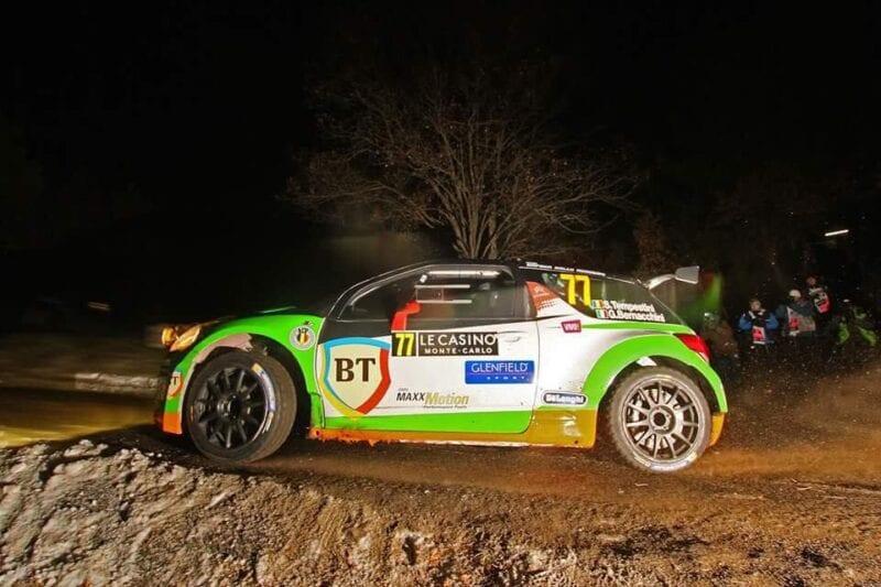 WRC 2 - Simone tempestini