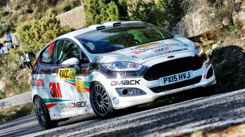Junior WRC 2017 cu Ford Fiesta R2T de la M-Sport