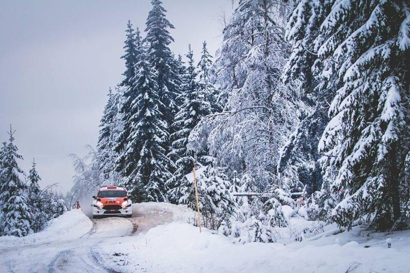 Video WRC Suedia