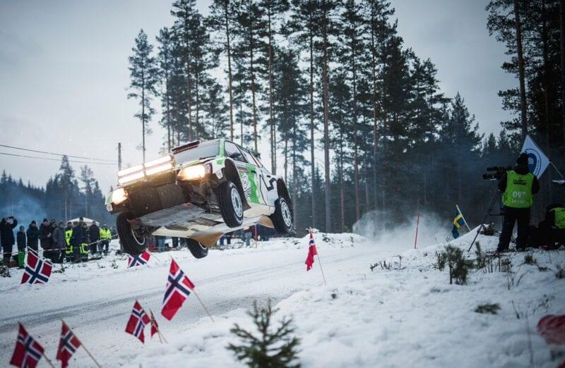 WRC Suedia