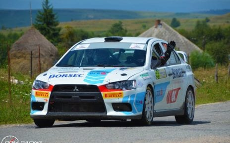 BCR Rally Team