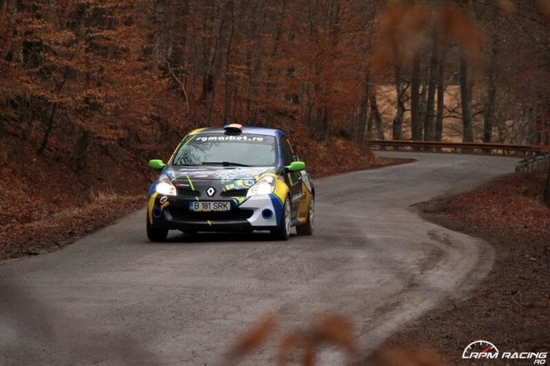Tess Rally Brasov