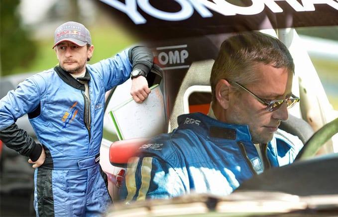 Cosmin Salistean si Alin Lapadusa noul echipaj din Rally 2