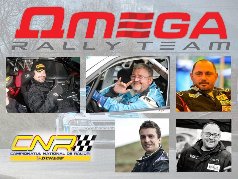 omega rally team