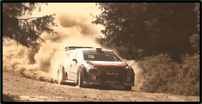 VIDEO – teste inainte de YPF Rally Argentina