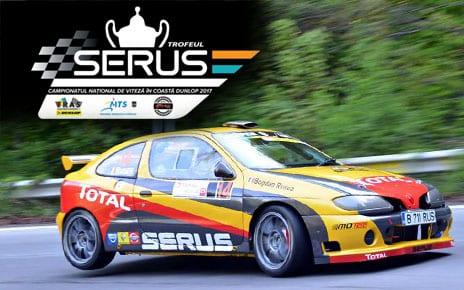 Trofeul Serus deschide noul sezon de viteza in coasta