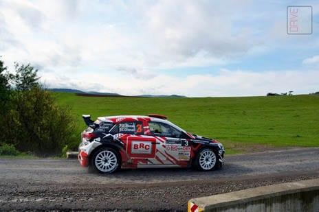 Giandomenico Basso lider dupa prima zi de la Transilvania Rally
