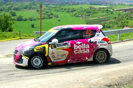 Transilvania Rally: Radu Necula s-a impus in cadrul Cupei Suzuki