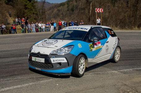 Concentrare maxima la Transilvania Rally pentru Adrian Raspopa