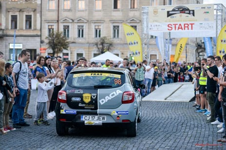 Transilvania Rally - Cupa DACIA