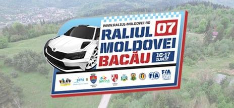 Mediatizare intensa pentru Raliul Moldovei Bacau 2017
