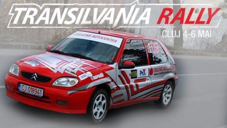 Rally2 aduce la Transilvania Rally un numar de 21 de concurenti