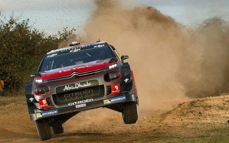 Kris Meeke - WRC