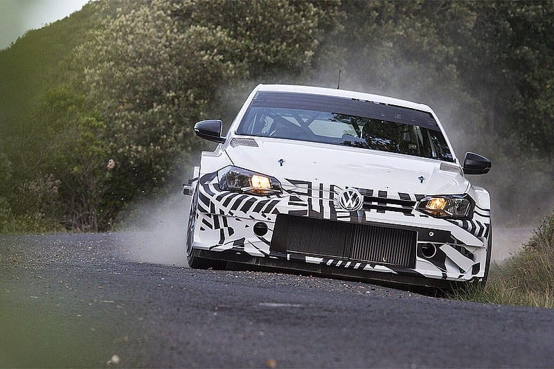 Primul test al noului Volkswagen Polo R5