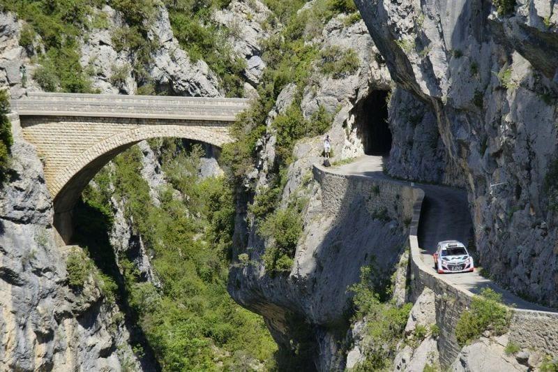 Antibes Côte d'Azur se alatura Turului European de Raliuri ( TER )