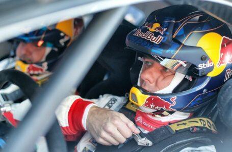 Loeb este increzator in C3-ul de la Citroen dupa doua zile de teste