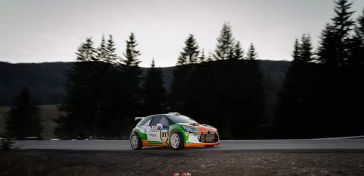 90 de echipaje inscrise la Tess Rally Brasov 2018