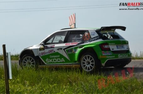 Giandomenico Basso a castigat Transilvania Rally 2018