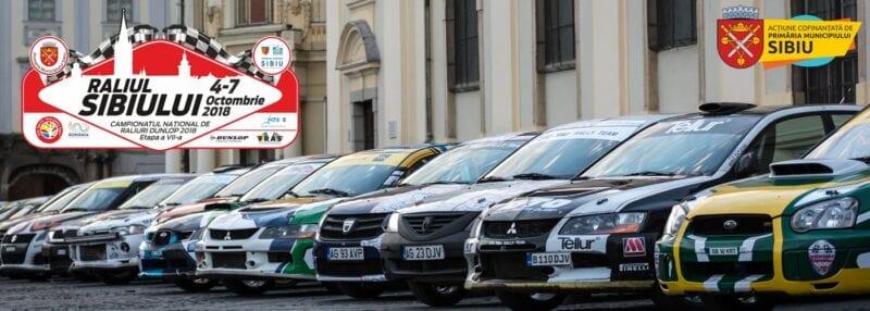 Raliul Sibiului 2018 – 100 de echipaje la start?
