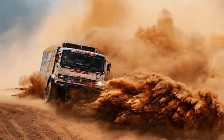 Dakar 2019, ziua 4