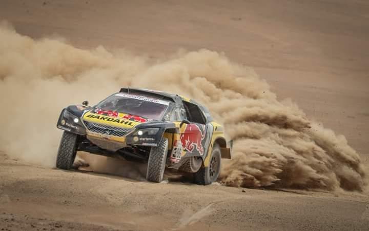Dakar 2019, ziua 5