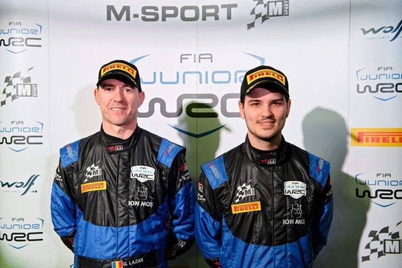 Start pe asfaltul din Corsica pentru Raul Badiu si Gabriel Lazar
