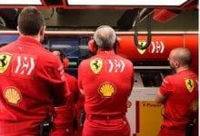Cursa de la Baku, un moment important pentru Ferrari