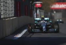 F1Azerbaijan: Valtteri Bottas castiga la Baku