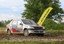 Loc secund pentru George Marinescu si Arnold Caitanu in ierarhia Rally2 la Raliul Aradului