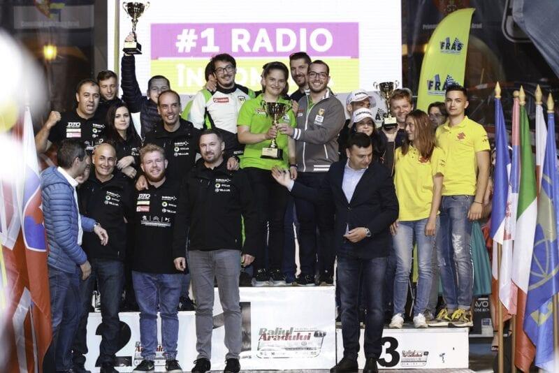 Napoca Rally Academy Raliul Aradului