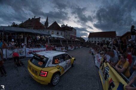 Sebastian Barbu lider dupa prima zi de la Raliul Sibiului