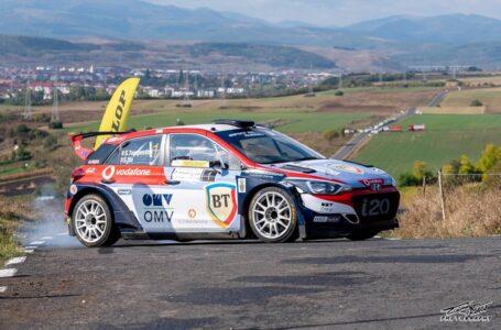 Transilvania Rally 2019: Simone s-a impus in TER si CNR