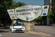 Craiova SuperRally 2019 aduce 38 de concurenti la start