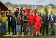 Fazakas si Szabo isi impart victoriile la Ditrau in cadrul CNVC2