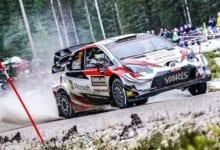 WRC Suedia: Evans la doar o proba speciala distanta de victorie