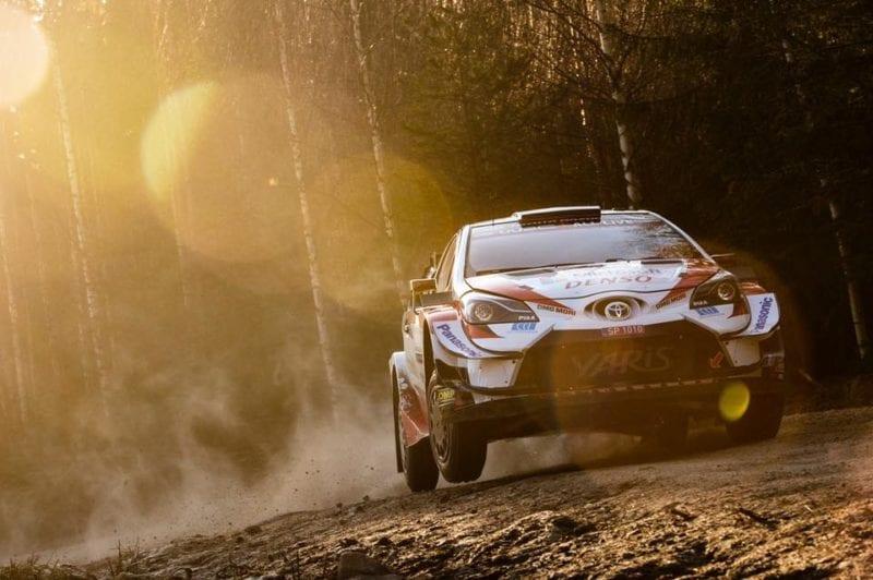 WRC Suedia: Elfyn Evans castiga , Tanak si Rovanpera termina pe podium.