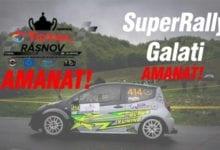 Trofeul Total Rasnov amanat, la fel si etapa de SuperRally