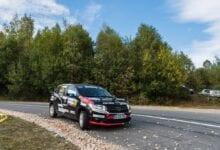 Raul Badiu castiga Transilvania Rally si revine pe primul loc in Clasamentul General al Cupei Dacia
